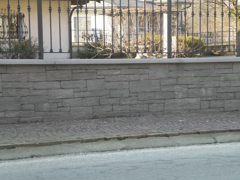 Vendita diretta di pietre per muri e copertine di vari colori e misure - Copertine per muretti esterno in cemento prezzi ...