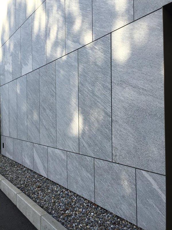 Rivestimenti con piastrelle in vera pietra naturale di varie misure - Piastrelle muro pietra ...