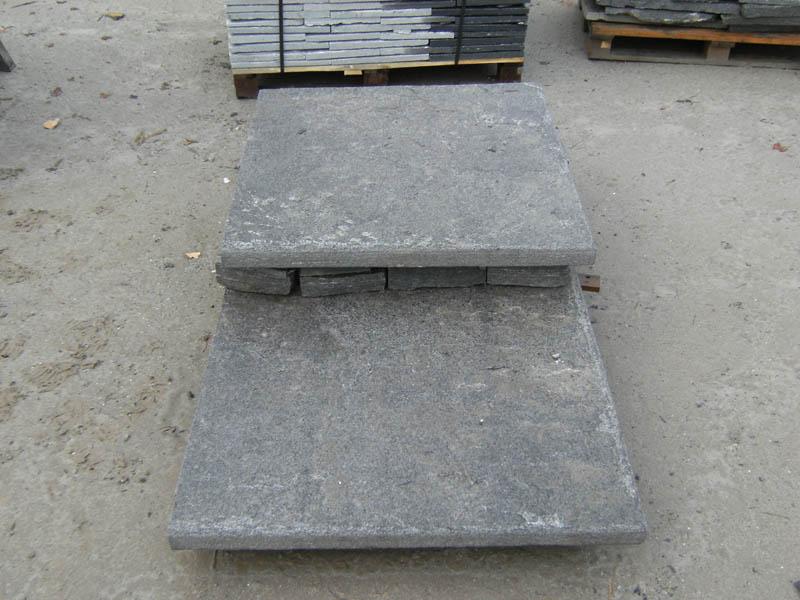 Preferenza Scale e gradini in pietra beola o serizzo per esterno ed interno LT83