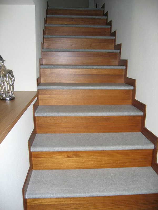 Scale e gradini in pietra beola o serizzo per esterno ed - Scale per esterni in pietra ...